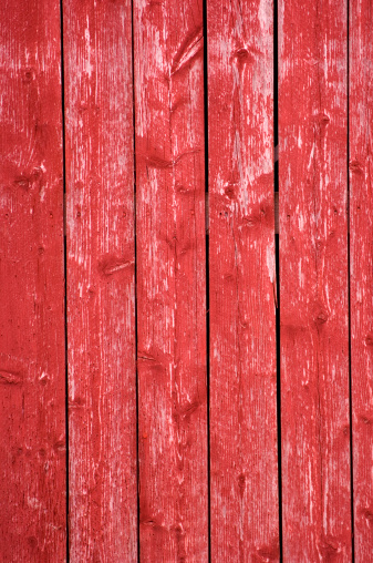 Agricultural Building「Red wooden background with vertical panels」:スマホ壁紙(2)