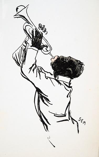 トランペット「Trumpet Player」:写真・画像(2)[壁紙.com]