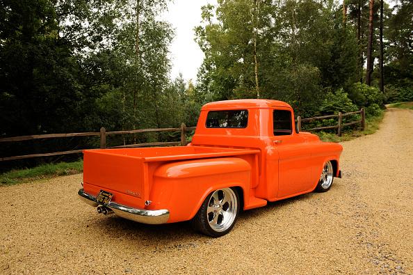 Journey「Chevrolet Model 3A Truck 1957」:写真・画像(16)[壁紙.com]