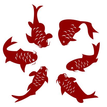 Carp「Koi fish」:スマホ壁紙(18)