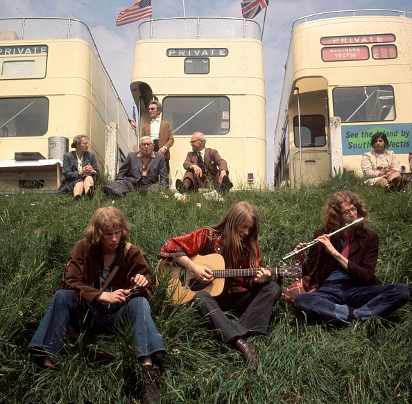 1970-1979「Hippies At Epsom」:写真・画像(10)[壁紙.com]