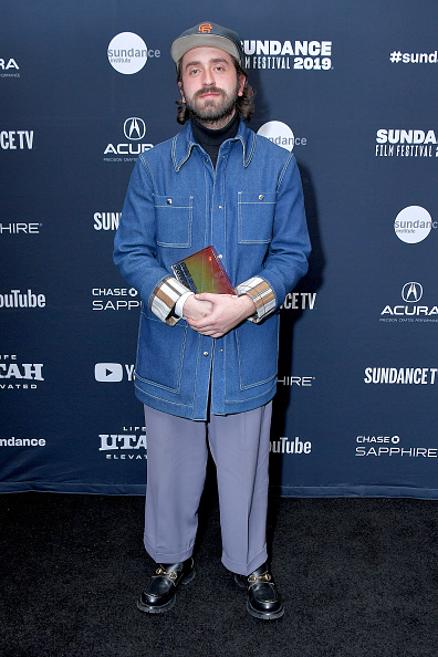 Blue Night - Film「2019 Sundance Film Festival - Awards Night Ceremony」:写真・画像(0)[壁紙.com]