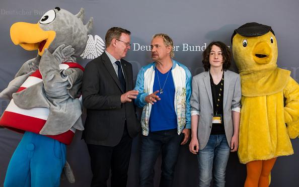 キャラクター「'Applaus fuer Felix - Ein Tag im Bundestag' Premiere In Erfurt」:写真・画像(13)[壁紙.com]