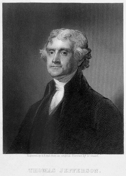 Stuart - Florida「Thomas Jefferson 3rd President Of The United States Of America (19th Century)」:写真・画像(18)[壁紙.com]