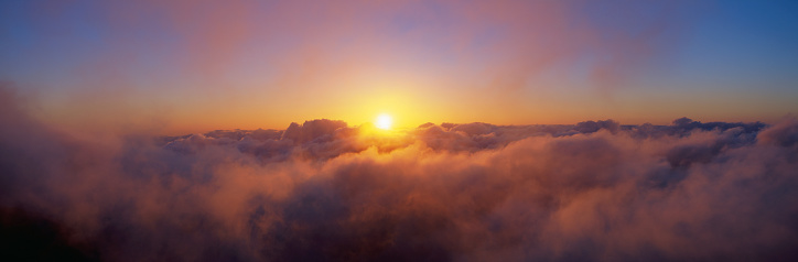 Haleakala National Park「Sunrise from Summit of Haleakala」:スマホ壁紙(10)