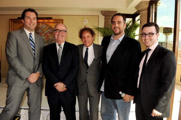 John Burke「The Hollywood Reporter's Entertainment Business Managers Breakfast」:写真・画像(18)[壁紙.com]
