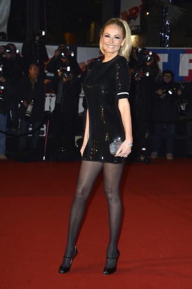 アドリアナ カランブー「15th NRJ Music Awards - Red Carpet Arrivals」:写真・画像(1)[壁紙.com]