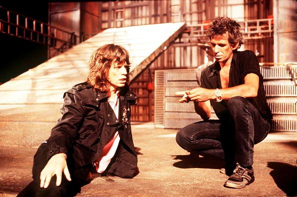 1980-1989「Jagger And Richards」:写真・画像(5)[壁紙.com]