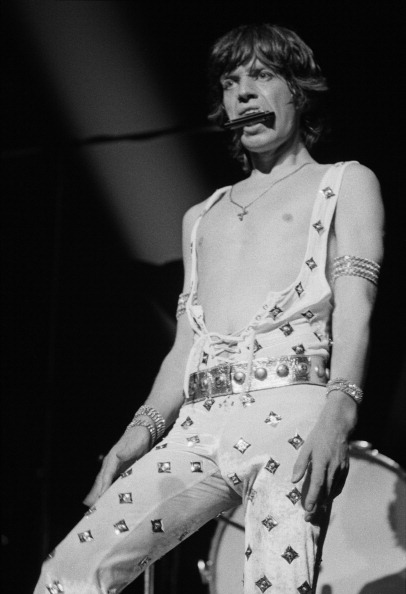 Musical instrument「Mick Jagger On Harmonica」:写真・画像(6)[壁紙.com]