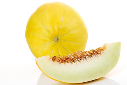 メロン「'Honeydew melons, close-up'」:スマホ壁紙(5)