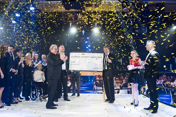 Charity Benefit「Laureus Charity Night」:写真・画像(18)[壁紙.com]