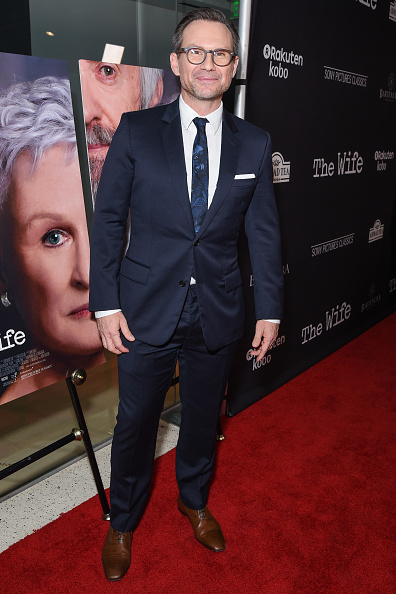 """Horn Rimmed Glasses「Sony Pictures Classics' Los Angeles Premiere Of """"The Wife"""" - Red Carpet」:写真・画像(16)[壁紙.com]"""