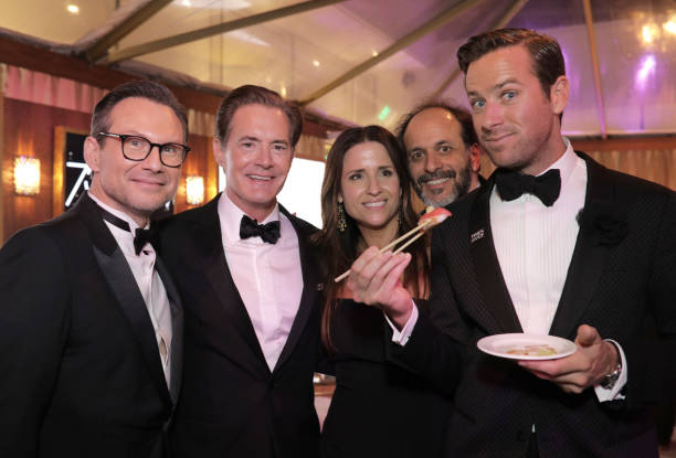 Armie Hammer「Official Viewing And After Party Of The Golden Globe Awards Hosted By The Hollywood Foreign Press Association」:写真・画像(6)[壁紙.com]