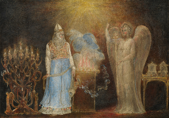 Angel「The Angel Appearing To Zacharias」:写真・画像(7)[壁紙.com]