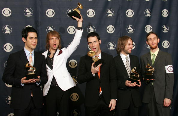 Fully Unbuttoned「The 47th Annual Grammy Awards - Pressroom」:写真・画像(7)[壁紙.com]
