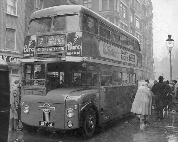 Bus「Early Routemaster」:写真・画像(12)[壁紙.com]
