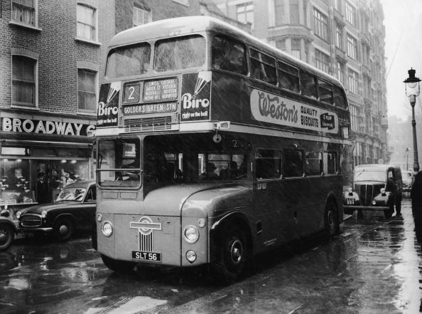 Bus「Prototype Routemaster」:写真・画像(15)[壁紙.com]