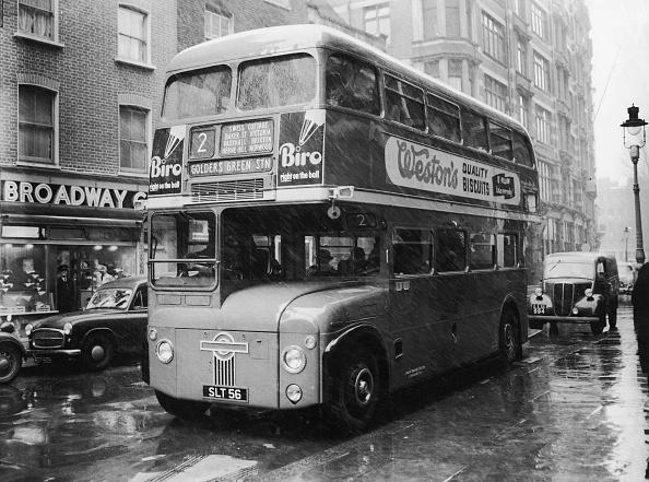 Bus「Prototype Routemaster」:写真・画像(2)[壁紙.com]