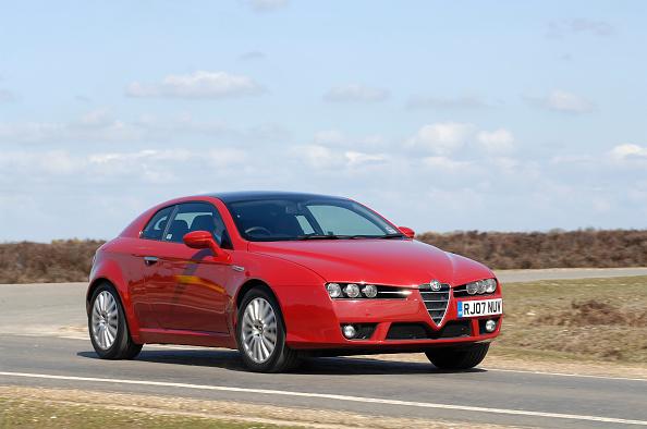 Country Road「2007 Alfa Romeo Brera」:写真・画像(19)[壁紙.com]