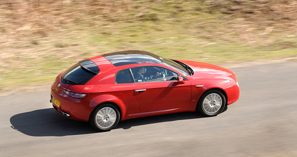 Country Road「2007 Alfa Romeo Brera」:写真・画像(11)[壁紙.com]