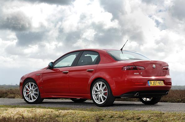 Country Road「2007 Alfa Romeo 159」:写真・画像(3)[壁紙.com]