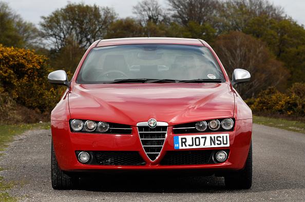 Wheel「2007 Alfa Romeo 159」:写真・画像(7)[壁紙.com]