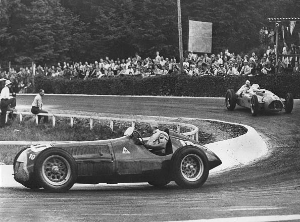 1950~1959年「Alfa Romeo 158」:写真・画像(14)[壁紙.com]