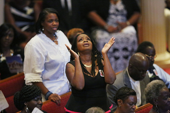 Charleston - South Carolina「First Of Charleston Church Shooting Victims Laid To Rest」:写真・画像(10)[壁紙.com]