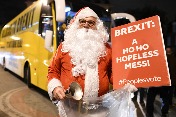 Brexit「British Government Delays The Meaningful Vote On Brexit」:写真・画像(7)[壁紙.com]