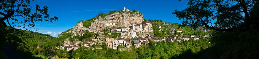 Camino De Santiago「Rocamadour village in France」:スマホ壁紙(13)