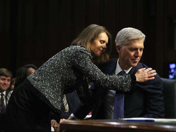Hart Senate Office Building「Senate Holds Confirmation Hearing For Supreme Court Nominee Neil Gorsuch」:写真・画像(14)[壁紙.com]