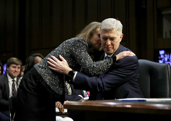 Hart Senate Office Building「Senate Holds Confirmation Hearing For Supreme Court Nominee Neil Gorsuch」:写真・画像(16)[壁紙.com]