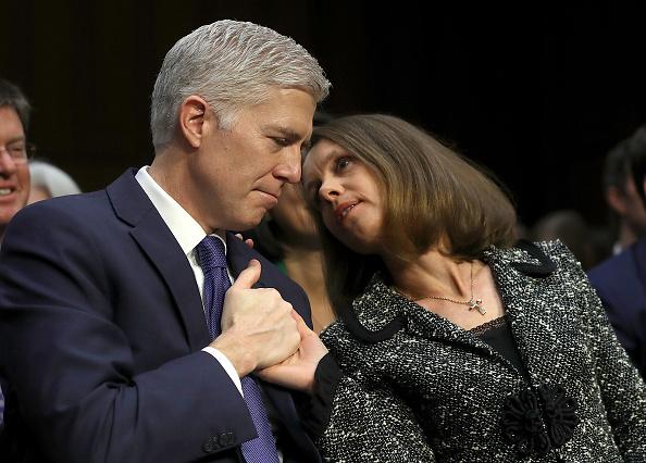 Hart Senate Office Building「Senate Holds Confirmation Hearing For Supreme Court Nominee Neil Gorsuch」:写真・画像(18)[壁紙.com]