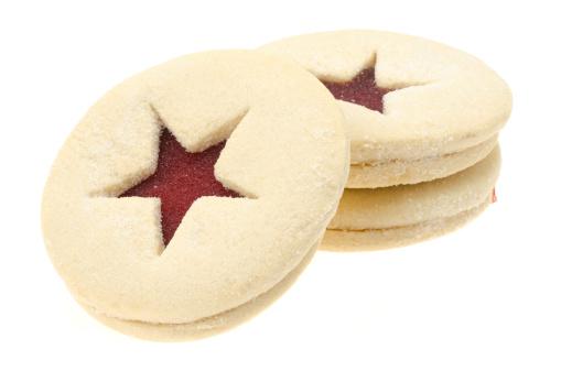 Biscuit「Linzer tart shortbread cookies」:スマホ壁紙(15)