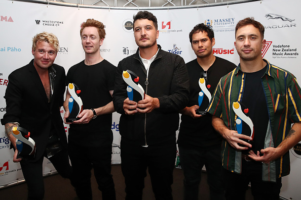 Auckland「2018 Vodafone New Zealand Music Awards - Show」:写真・画像(16)[壁紙.com]