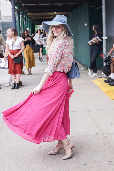 Achim Aaron Harding「Street Style - New York Fashion Week September 2018 - Day 4」:写真・画像(8)[壁紙.com]