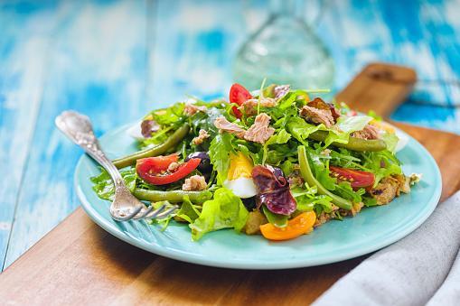 Arugula「Fresh Nicoise Salad」:スマホ壁紙(6)