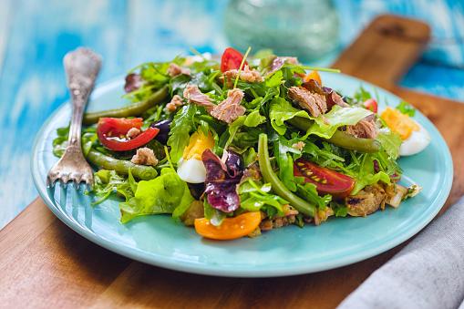 Bush Bean「Fresh Nicoise Salad」:スマホ壁紙(10)