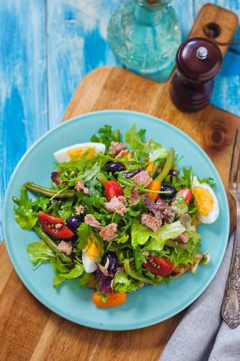Arugula「Fresh Nicoise Salad」:スマホ壁紙(13)