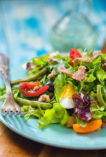 Bush Bean「Fresh Nicoise Salad」:スマホ壁紙(14)