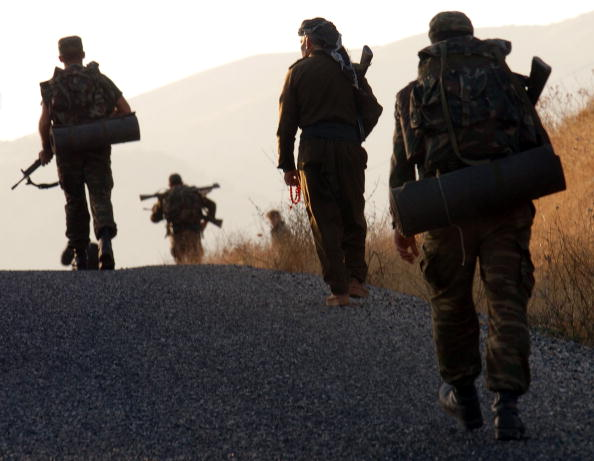 Army Soldier「Turkish Troops Prepare For Potential Iraq Incursion」:写真・画像(5)[壁紙.com]