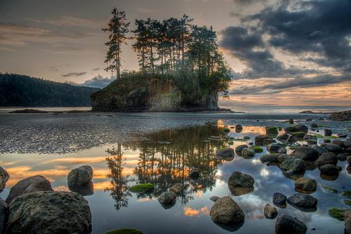 National Recreation Area「Sunset at Salt Creek」:スマホ壁紙(18)