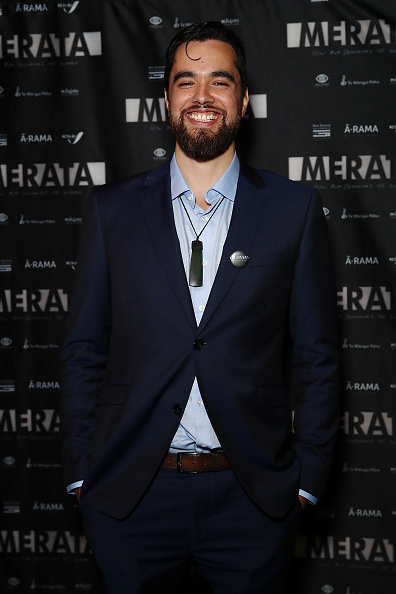 Shirt「Merata: How Mum Decolonised the Screen World Premiere - Arrivals」:写真・画像(10)[壁紙.com]