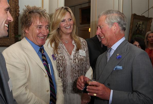 Rod Stewart「The Prince's Trust Anniversary Reception」:写真・画像(9)[壁紙.com]
