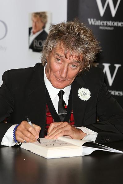 Single Flower「Rod Stewart - Book Signing」:写真・画像(13)[壁紙.com]