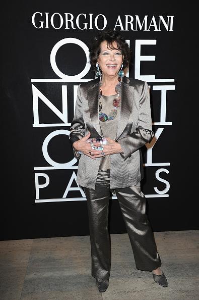 Pascal Le Segretain「Giorgio Armani Prive : Front Row - Paris Fashion Week - Haute Couture S/S 2014」:写真・画像(6)[壁紙.com]