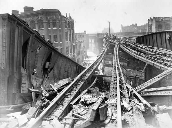 Destruction「The London Blitz」:写真・画像(11)[壁紙.com]