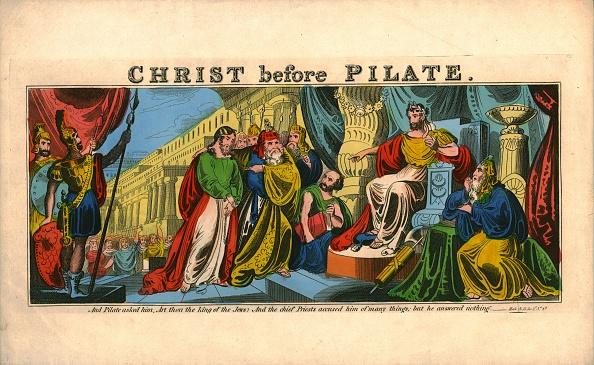 Judge - Law「Christ Before Pilate」:写真・画像(4)[壁紙.com]