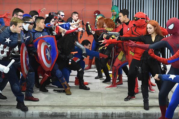 Cosplay「2016 New York Comic Con - Day 2」:写真・画像(7)[壁紙.com]