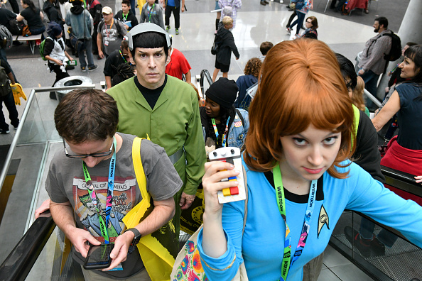 Comic con「New York Comic Con 2019 - Day 1」:写真・画像(3)[壁紙.com]